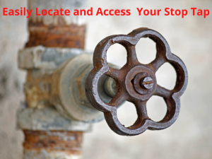 Easily Locate And Access Your Stop Tap