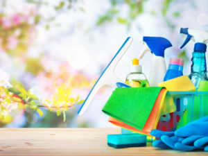 Lockdown Spring Cleaning Tips