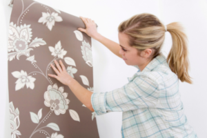 How to Hang Wallpaper- B&Q